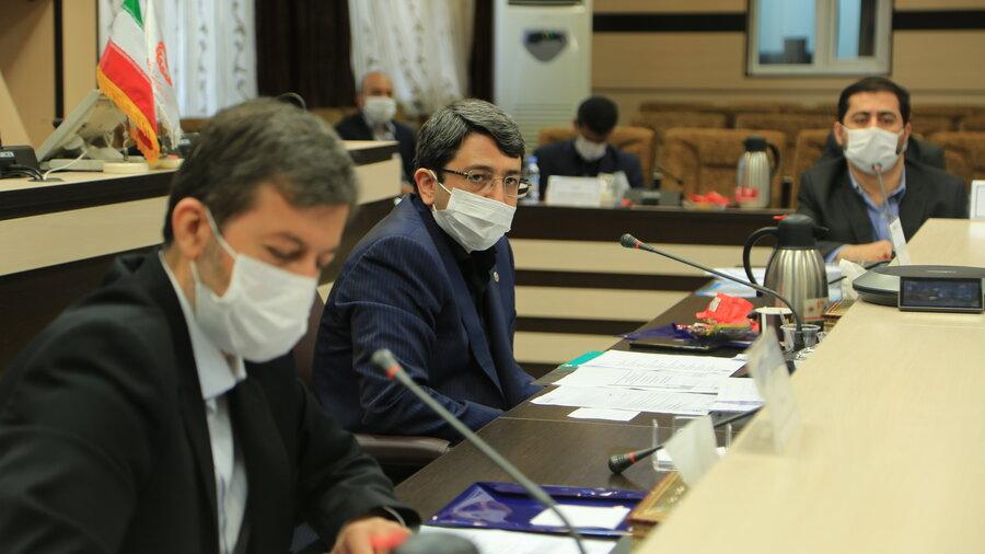 یازدهمین جلسه ستاد هماهنگی و پیگیری مناسب سازی کشور