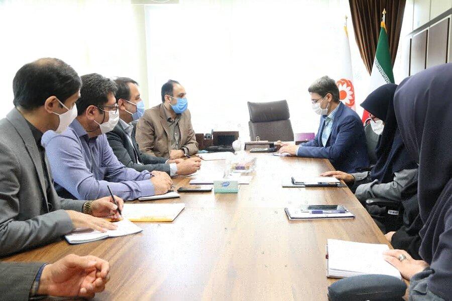 با حضور معاون توسعه مدیریت و منابع سازمان بهزیستی کشور؛ مراسم تودیع و معارفه مدیرکل بهزیستی گلستان برگزار شد