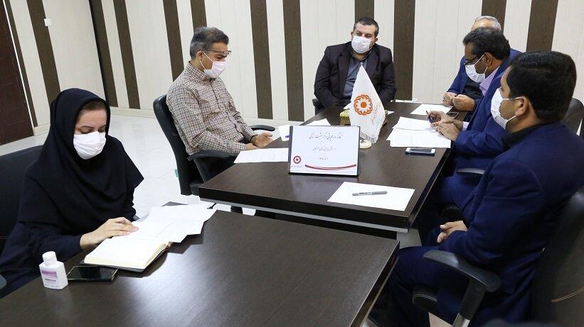 تشکیل کارگروه عملیاتی مراکز مثبت زندگی اداره کل بهزیستی استان هرمزگان