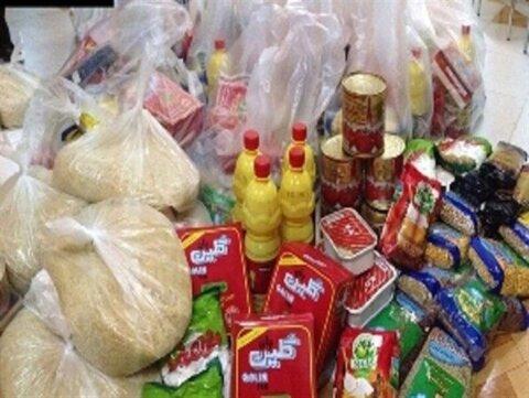 توزیع ۳۱۰۰ بسته غذایی در فاز دوم پویش «ایران همدل»