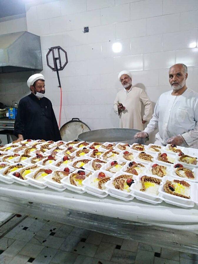 توزیع 100 تن برنج رایگان بین هیات مذهبی قم جهت طبخ نذورات و اطعام عزاداران حسینی و مددجویان