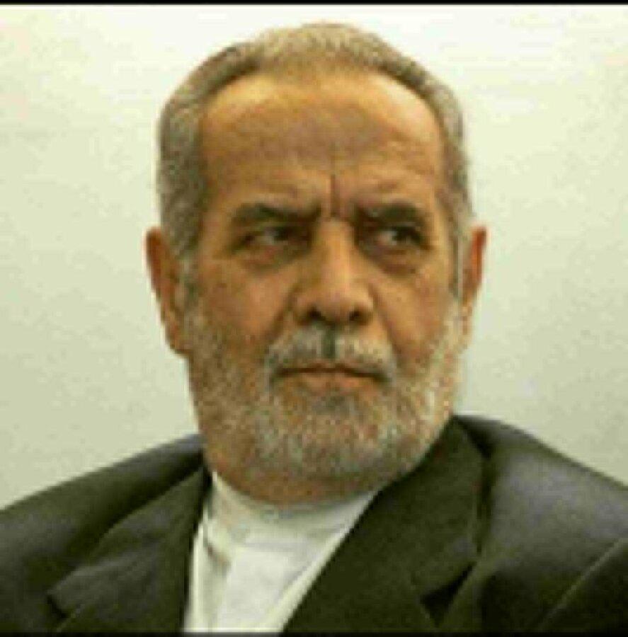 پیام تسلیت مدیرکل بهزیستی استان قم بمناسبت درگذشت حاج محمد عرب