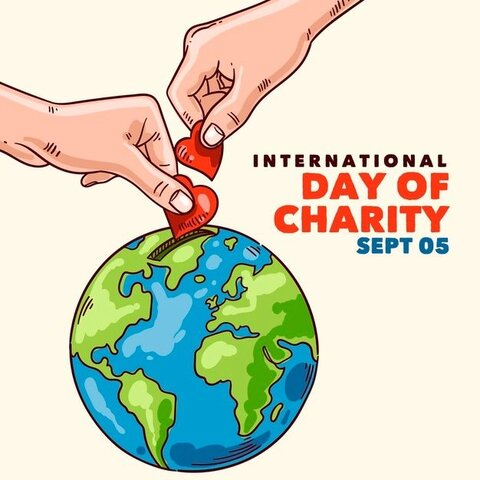 Happy International Day of Charity
