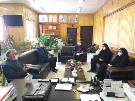 مبارکه| نشست صمیمانه مدیر کل بهزیستی استان اصفهان با پرسنل بهزیستی مبارکه