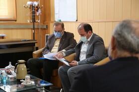 نور  ملاقات حضوری مدیرکل بهزیستی استان مازندران با مددجویان بهزیستی شهرستان نور