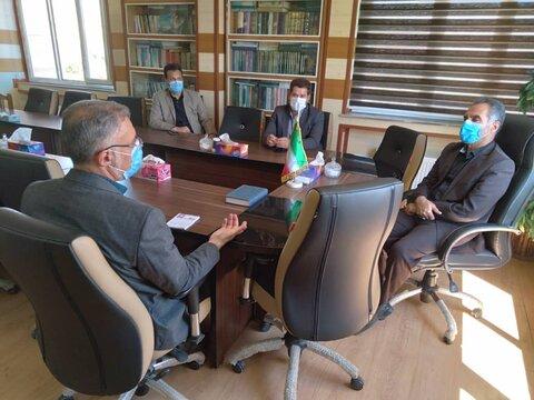 گزارش تصویری بازدید دوره ای مدیرکل بهزیستی استان