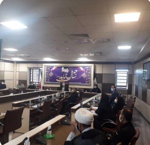 ملارد|چهارمین نشست کارگروه اجتماعی  و فرهنگی برگزار شد
