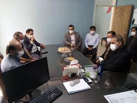 ساوجبلاغ | بازدید از مرکز نگهداری بیماران اعصاب و روان مهر هشتگرد