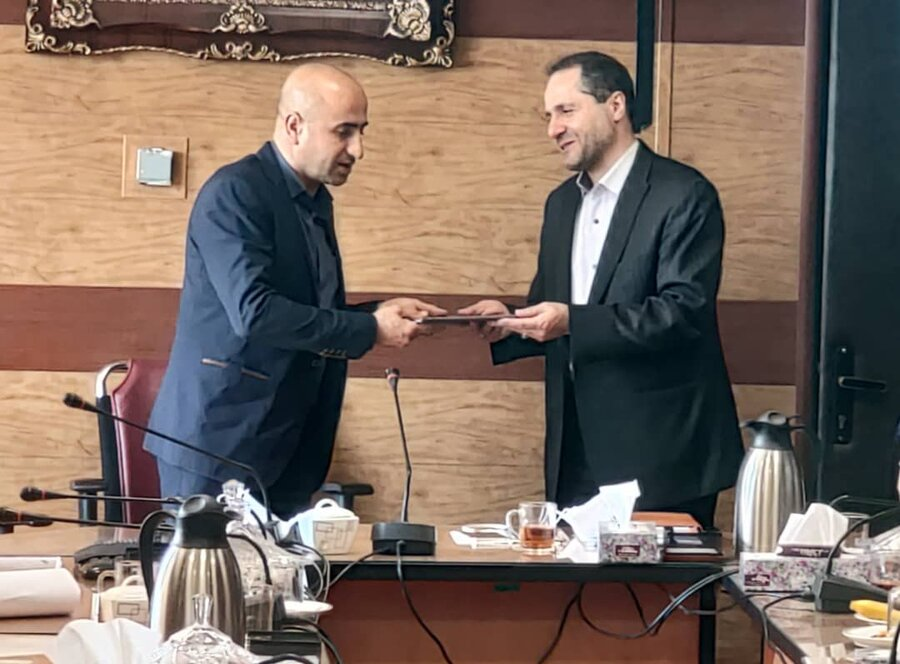 معاون جدید هماهنگی موسسات غیردولتی، مشارکتهای مردمی و اشتغال بهزیستی استان تهران معرفی شد.