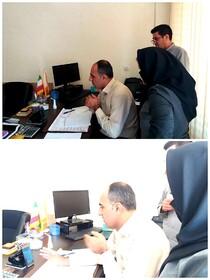 بازدید آنلاین از مراکز اقامتی میان مدت نگهداری معتادین استان کردستان