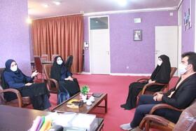 گزارش تصویری|حضور مدیر کل بهزیستی ایلام در خبرگزاری فارس