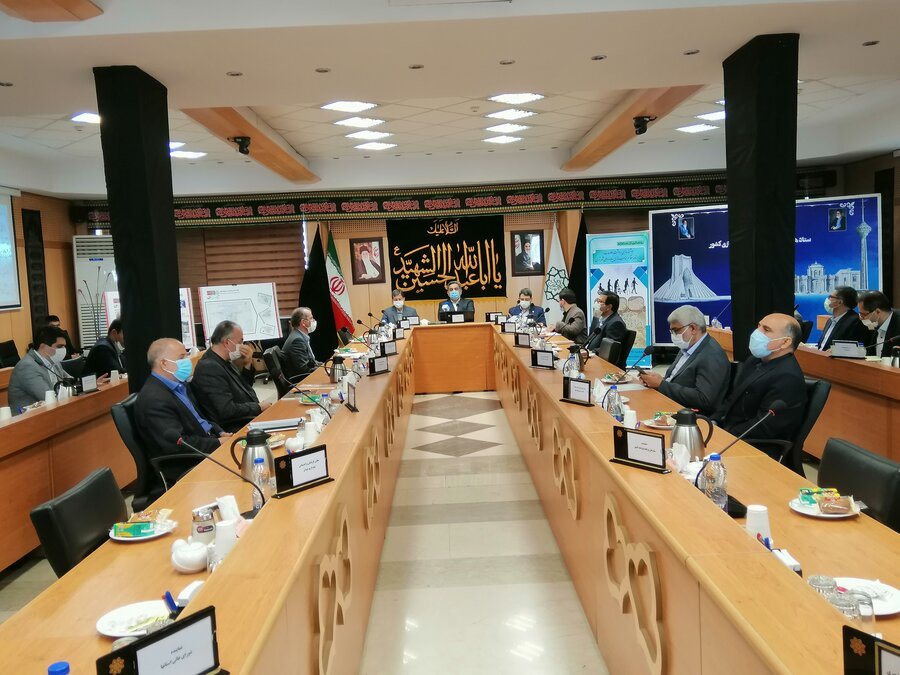 دوازدهمین جلسه ستاد هماهنگی و پیگیری مناسب سازی کشور برگزار شد