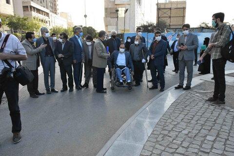 هتل تراز معلولین مشهد