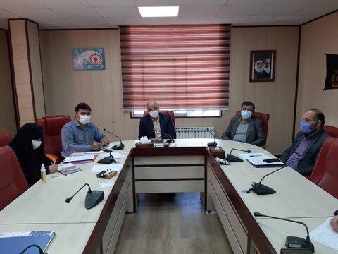 کمیته ی پژوهش ، آگاه سازی فرهنگی و رفاهی سالمندان البرز برگزار شد