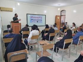 شادگان|کارگاه آموزشی پرورش ماکیان(طیور) ویژه مددجویان بهزیستی برگزار شد
