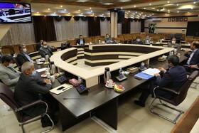 نشست ریاست سازمان بهزیستی کشور و مدیرکل بهزیستی گلستان با مجمع نمایندگان استان