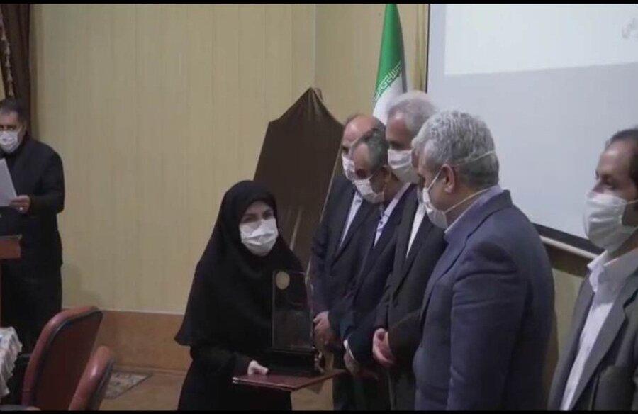کلیپ| درخشش اداره کل بهزیستی استان آذربایجان شرقی در بیست و سومین جشنواره شهید رجایی ۱۳۹۹