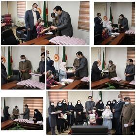 مراسم جشن تکلیف فرزندان پرسنل بهزیستی استان البرز برگزار شد