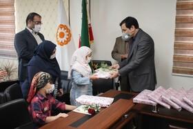 گزارش تصویری | جشن تکلیف فرزندان پرسنل بهزیستی استان البرز برگزار شد