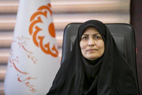 دکتر «فرحناز محمدی» به عنوان مدیر کل بهزیستی استان کرمانشاه منصوب شد