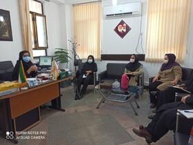 نشستی  هماهنگی مناسبتهای توانبخشی در مهرماه برگزار شد