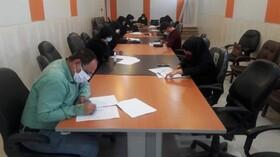 برگزاری آزمون صاحبان امتیاز مراکز مثبت زندگی در مدیریت بهزیستی شهرستان بوشهر