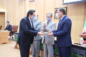 انتخاب بهزیستی استان گیلان به عنوان رتبه برتر جشنواره شهید رجایی