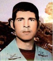 شهید محمد حسینی نسب قدرت آباد