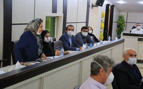 گزارش تصویری    سنندج    برگزاری جلسه انتخابات هیات مدیره خانه خیرین سنندج