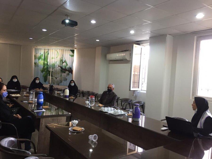 ملارد| جلسه هم اندیشی کارگروه اجتماعی فرهنگی ملارد تشکیل شد