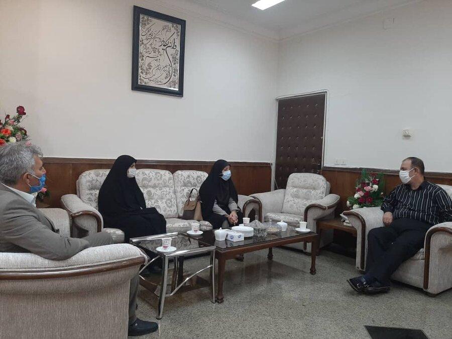 ضرورت توجه ویژه مسئولان به رفع مشکلات مددجویان بهزیستی کرمانشاه