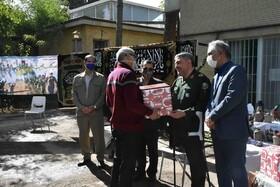 تجلیل از خانواده معظم شهدا ، مدافع سلامت و ایثارگران بهزیستی در هفته دفاع مقدس