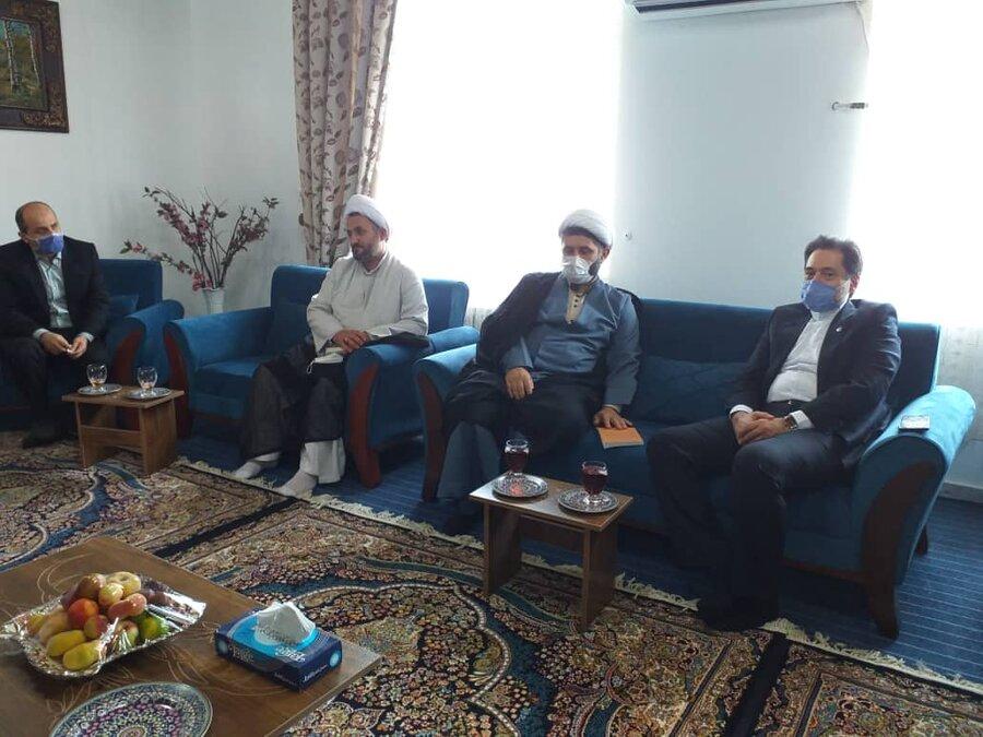 بازدید مدیرکل بهزیستی گیلان از خانه های کودک و نوجوان امام حسن مجتبی و پردیس شهرستان رودسر