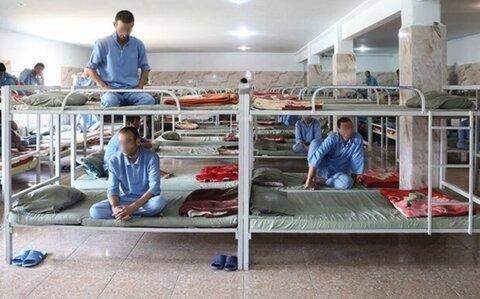 ۵۵۱ معتاد در زنجان خدمات درمانی دریافت کردند