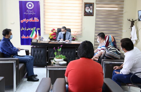 ملاقات عمومی 6