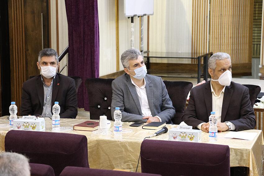 نشست مطبوعاتی مدیرکل بهزیستی گیلان با اصحاب رسانه