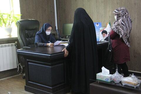 گزارش تصویری ملاقات عمومی مدیر کل