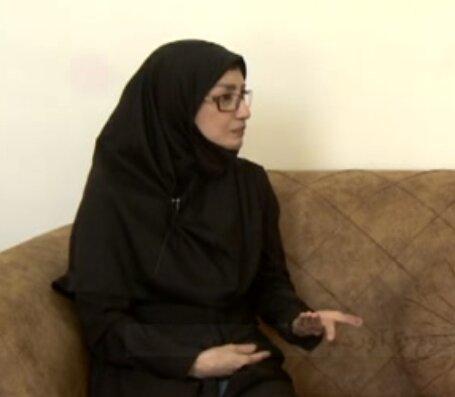 فیلم| روایت زندگی ناشنوای موفق ایلام از بخش خبری سیمای مرکز ایلام