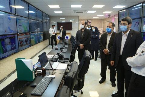 تفاهم نامه اورژانس اجتماعی بهزیستی با اورژانس 115 کشور
