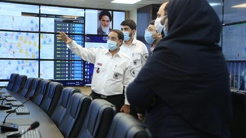 تفاهم نامهاورژانس اجتماعی بهزیستی با اورژانس 115 کشور