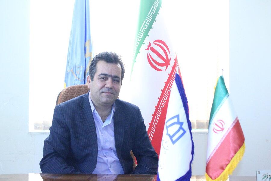 دکتر «مهدی دیناری» به عنوان مدیر کل بهزیستی استان همدان، منصوب شد