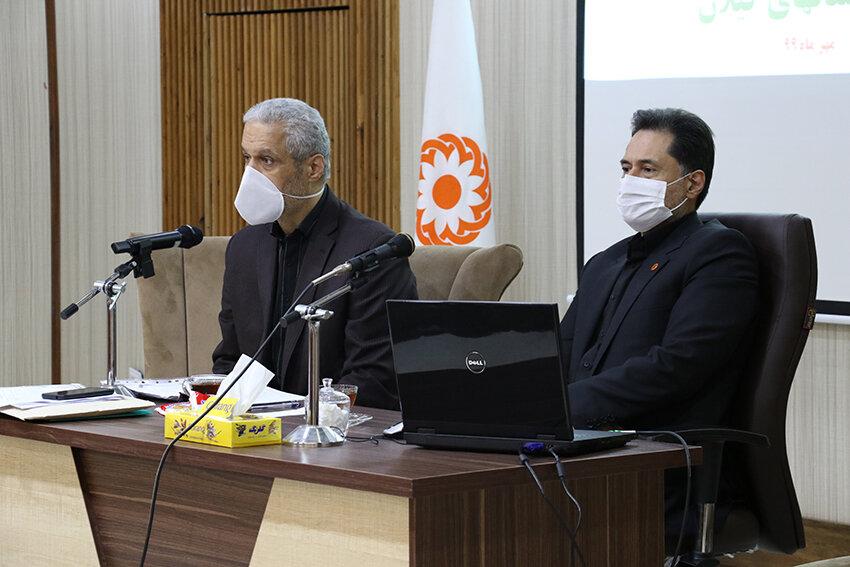 نشست هم اندیشی کارشناسان مسئول توانبخشی ادارات بهزیستی گیلان