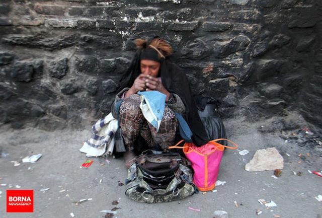 ۸۰۰ زن معتاد متجاهر در تهران وجود دارد/ تمدید ۶ ماهه ماندگاری معتادان در مراکز نگهداری