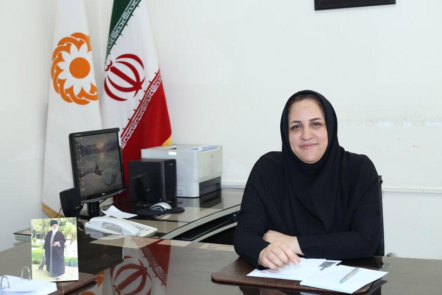 کسب رتبه عالی توسط روابط عمومی بهزیستی استان زنجان