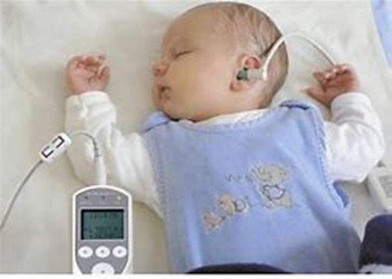 در شش ماهه نخست سال  نزدیک به دو هزار نوزاد زنجانی  شنوایی سنجی شدند