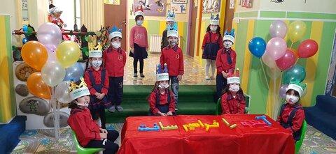 گزارش تصویری   روز جهانی کودک در مهدهای کودک سراسر کشور