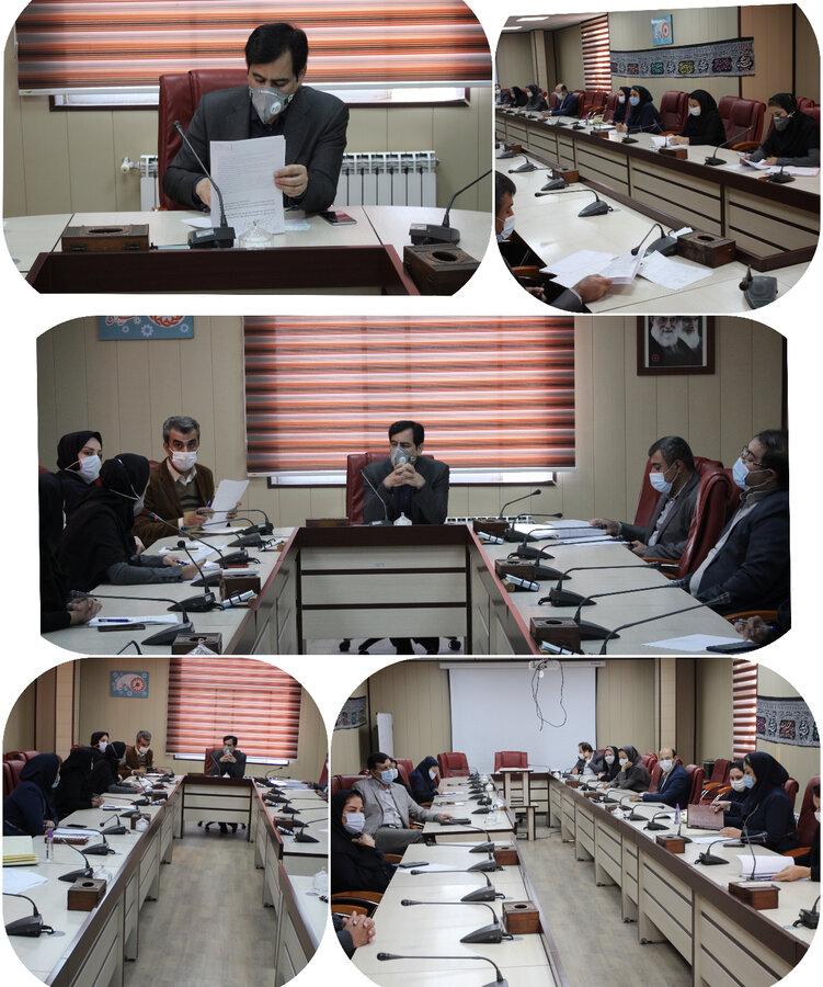 جلسه هم اندیشی نظارت و ارزشیابی مؤسسات غیر دولتی برگزار شد