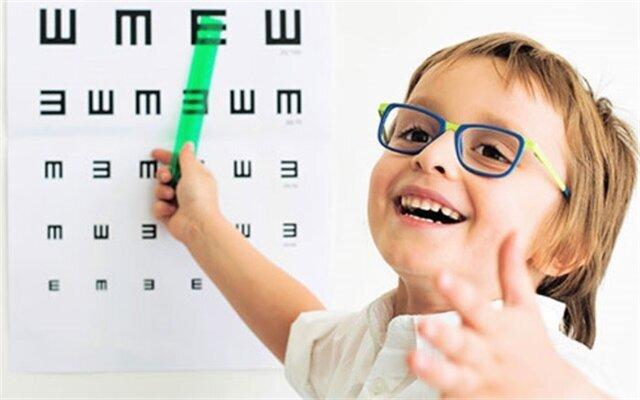 اجرای طرح پیشگیری از تنبلی چشم کودکان در کهگیلویه و بویراحمد