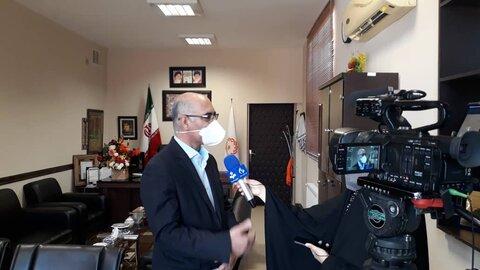 فیلم | واکسیناسیون شدن کلیه توانخواهان مقیم در مراکز شبانه روزی استان