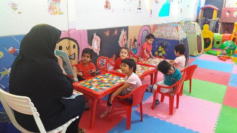 گزارش تصویری | افتتاح خانه بازی فرزندان شهید ناجی مدیریت بهزیستی شهرستان بوشهر